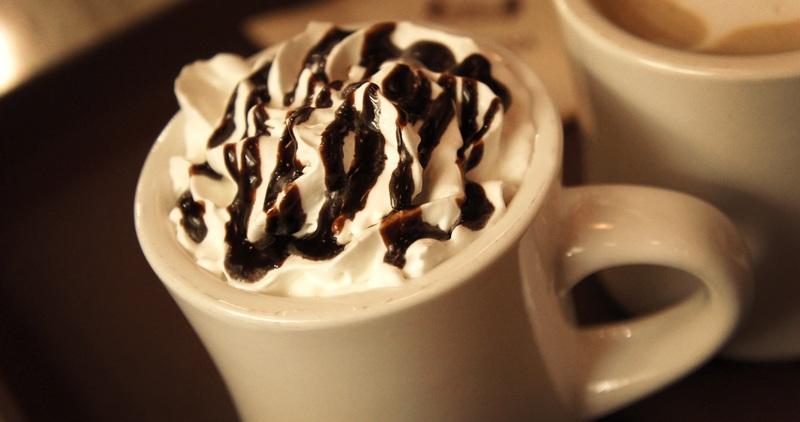 Latte Flavor Syrups